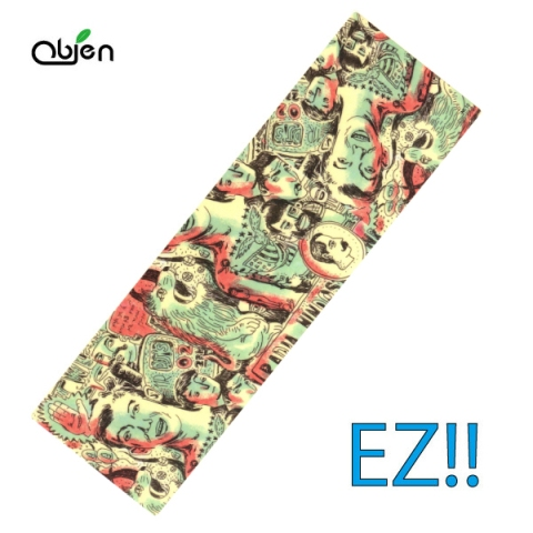 *╮Obien╭*EZ-DIY Sticker 酷自貼-人物混搭