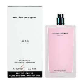 【Narciso Rodriguez】For Her 同名 經典 女性淡香精 100ML TESTER
